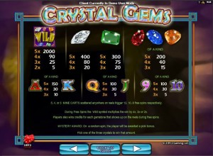 Crystal-Gems-paytable