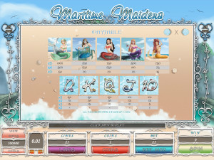 Maritime-Maidens-paytable2