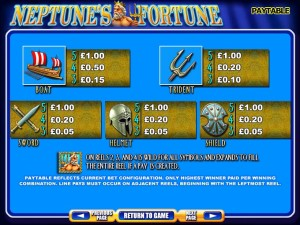 Neptune's-Fortune-paytable