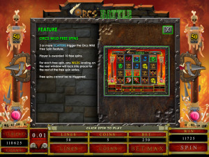 Orcs-Battle-free-spins