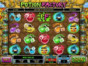 Potion-Factory