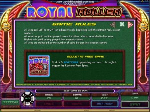 Royal-Roller-rules