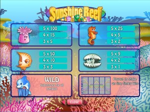 Sunshine-Reef-paytable2