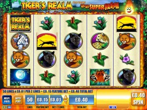 Tiger's-Realm
