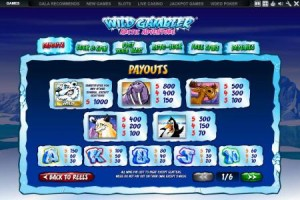 Wild-Gambler-Artic-Adventure-paytable