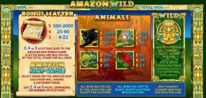 Amazon-Wild-bonus-scatter