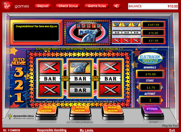 Giochi gratis slot machine bar